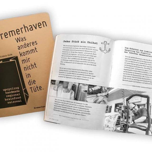 Gnnt euch Bremerhaven! Das druckfrische Bremerhavener Heft 3 hat jedehellip